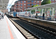 Estación de metro de Bidezabal
