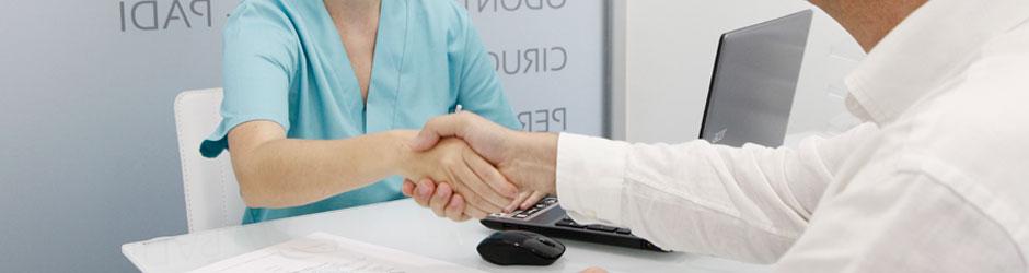 En la clínica dental Aixerrota facilitamos una financiación a tu medida